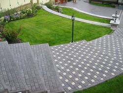 Фотография квадратных плиток