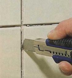 Как снять плитку со стены (демонтаж)