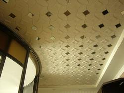 Легкая и прочная плитка потолочная!