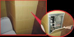 Люки под плитку - невидимки, ревизионные и сантехнические. Эстетично и очень удобно