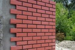 Монтаж и отделка фасадов плиткой