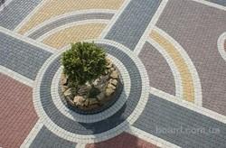 Рисунки и дизайн тротуарной плитки - узоры, схемы и текстуры.
