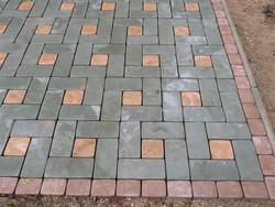 Укладка тротуарной плитки. Подробная инструкция