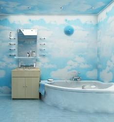 В ванную