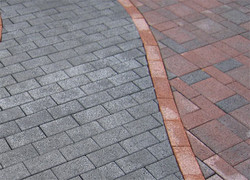 Виды тротуарной плитки. Чего только не встретишь